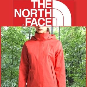 The North Face New Women's Dry-vent Waterproof Jacket.